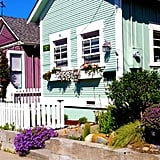 Bright Beach Cottage in Pacific Grove, California