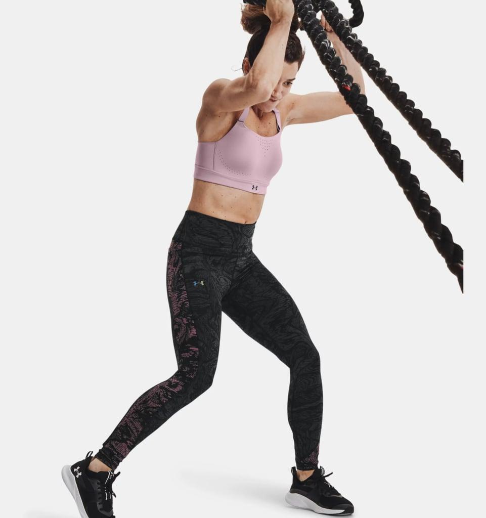 UA RUSH™ Printed Full-Length Leggings