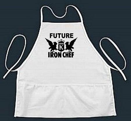 Future Iron Chef