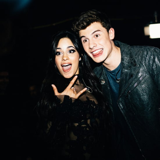 Shawn Mendes Braiding Camila Cabello's Hair