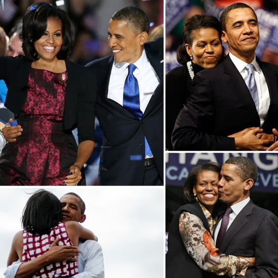 Presidential Displays of Affection: Barack and Michelle Show the Love