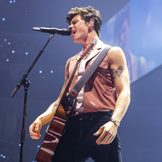 Shawn Mendes's Tattoos