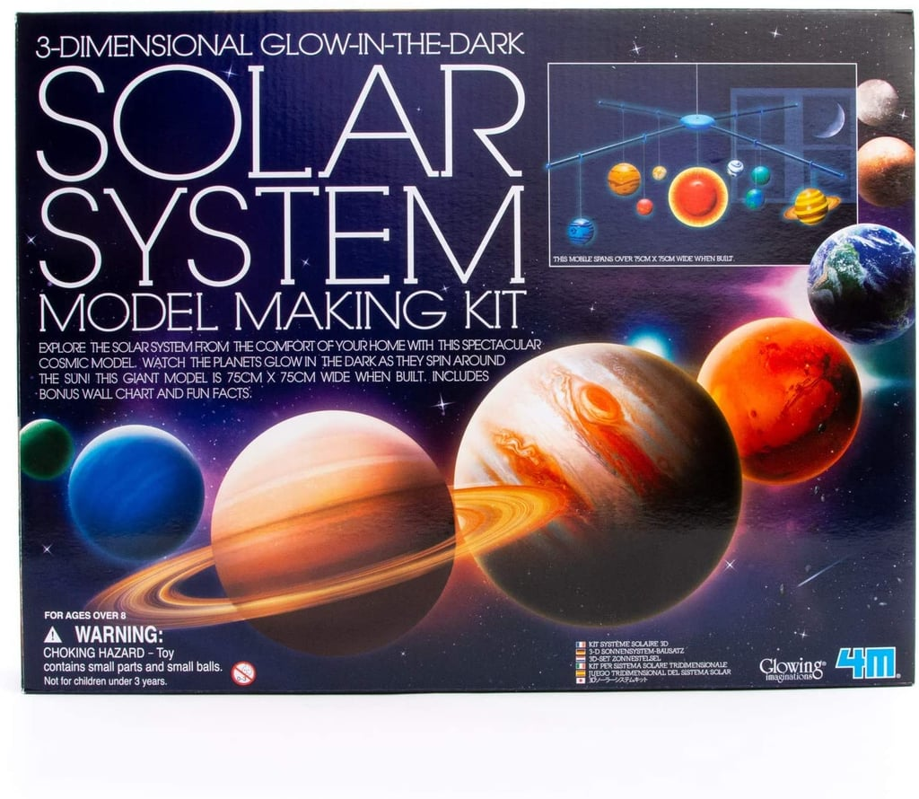 3D Solar System Mobile Making Kit