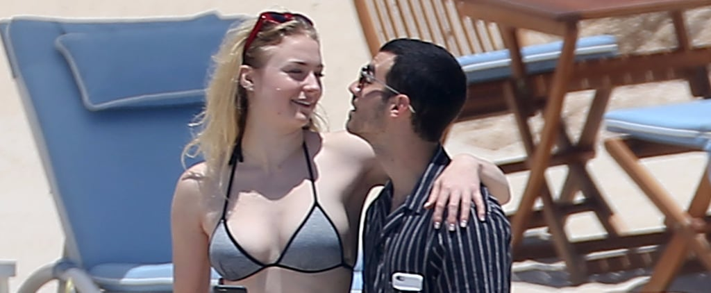 Sophie Turner Plays the Game of Fire During Her Mexican Getaway With Joe Jonas