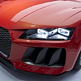 Audi — Laser-Light Headlamps