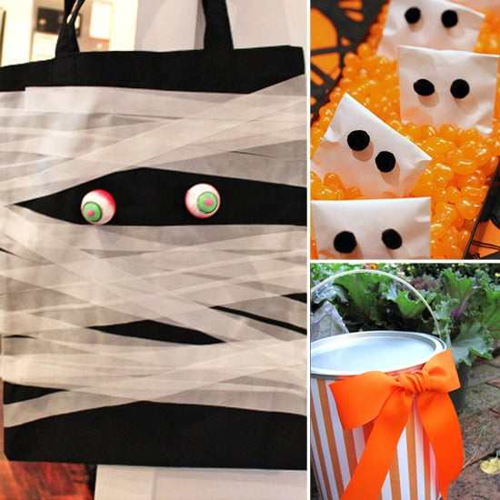 Handmade Halloween: Trick or Treat Bags Get a Makeover