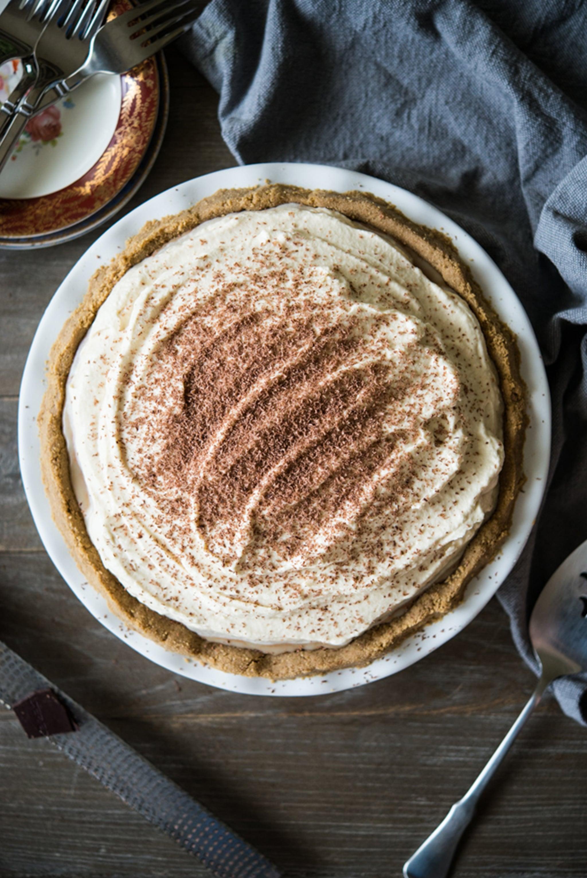 Gluten-Free Chocolate Cream Pie Recipe | POPSUGAR Fitness