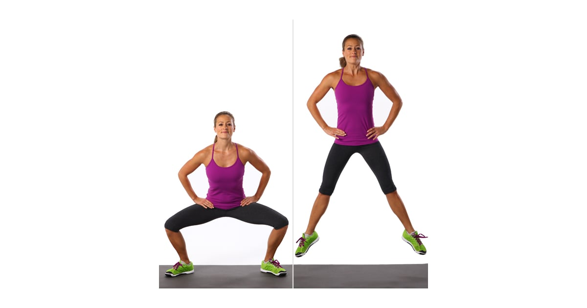 Sumo Squat Jump | The Best Leg Exercises For Fast Results ...