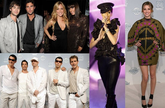 Photos of Chace Crawford, Rihanna, Kristin Cavallari, New Kids on the Block at the Much Music Awards