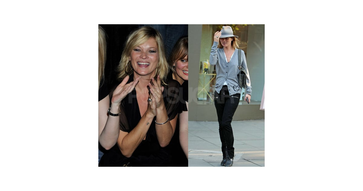 Photos of Kate Moss Out Shopping in London ae370eeac