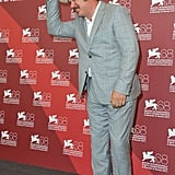 John C. Reilly at the Venice Film Festival.