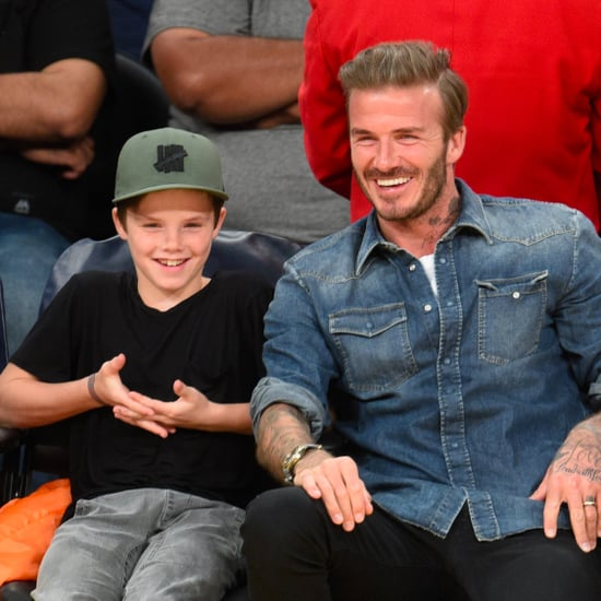 Cruz Beckham's Christmas Song