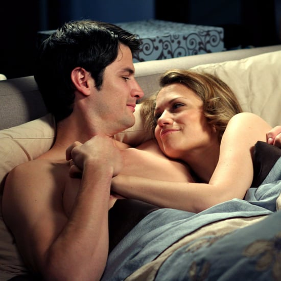 Nathan and Haley Scott One Tree Hill GIFs