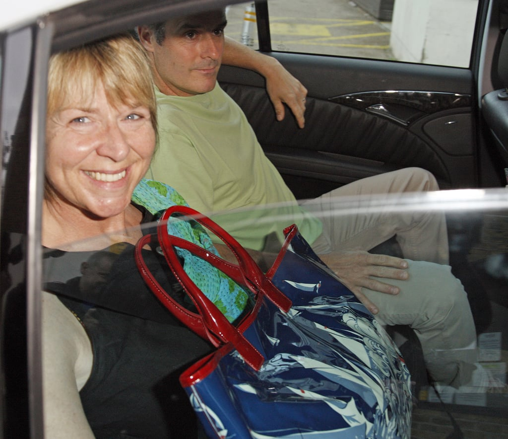Fern Britton Leaves This Morning