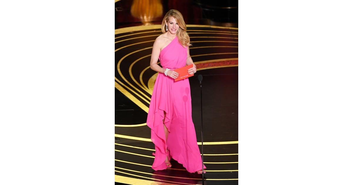Julia Roberts Oscars Dress 2019 Popsugar Fashion Photo 6