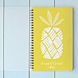 We all know that everyone loves a great planner. Minted The Pineapple Day Planner ($16)