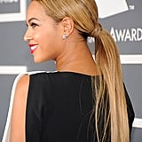 Beyoncé Knowles at the Grammy Awards