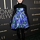 Joey King at the 2019 Elle Women in Hollywood Event