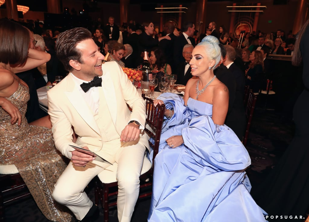 Pictured: Bradley Cooper and Lady Gaga