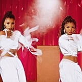 Chloe x Halle Wear TLZ L'Femme Outfits For the BET Awards