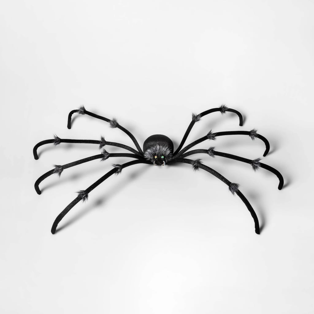 Plush Spider Decorative Halloween Prop