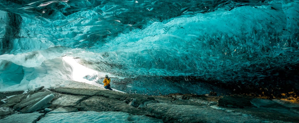 These Breathtaking Ice Caves in Iceland Look Like a Completely Different Planet