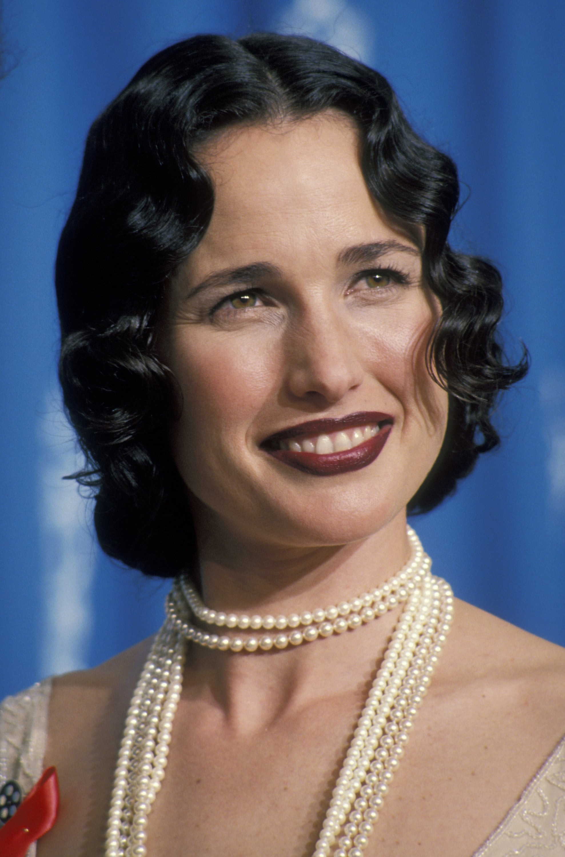Andie Macdowell Foto andie macdowell, 1993 | the most iconic oscars beauty