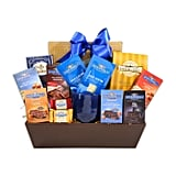 Alder Creek Gifts Ghirardelli Sampler Christmas Gift Basket