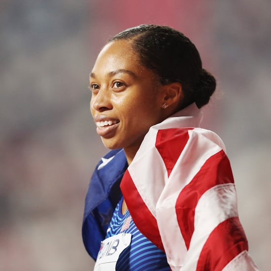 Allyson Felix Answers Questions From Fans on Instagram