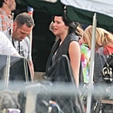 Jennifer Lawrence filmed The Hunger Games: Catching Fire in Atlanta.