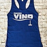 Finding Vino Women's Racerback Tank Top ($25)