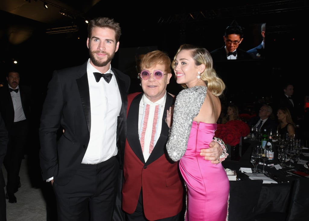 Who is miley cyrus dating in Australia