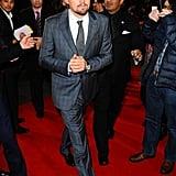 Suit and Tie Leo