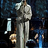 Pictures of Harry Styles's Performance at the BRIT Awards