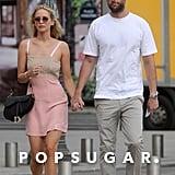 Jennifer Lawrence and Cooke Maroney.
