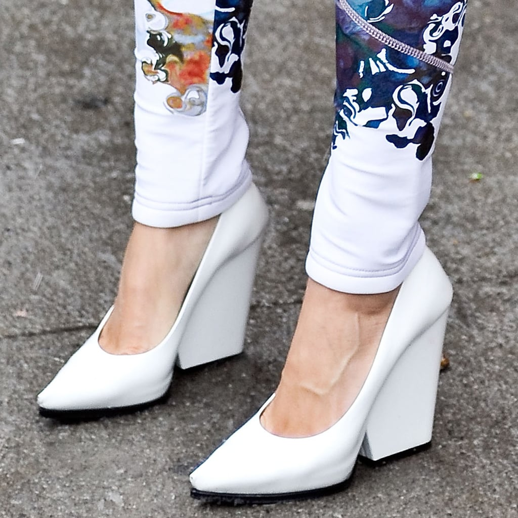 Street Style Shoes At Fashion Week Fall 2013 Popsugar