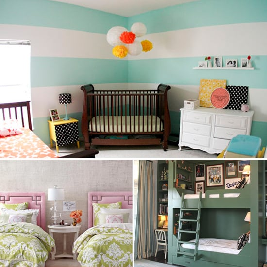 Room For Two Shared Bedroom Ideas: Shared Rooms For Kids