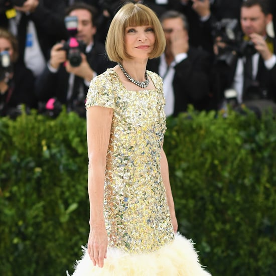 Anna Wintour at the Met Gala Pictures
