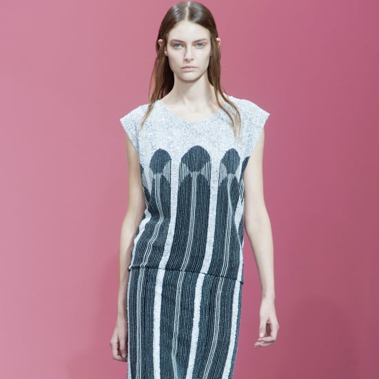 2014 Spring New York Fashion Week Runway Theyskens' Theory