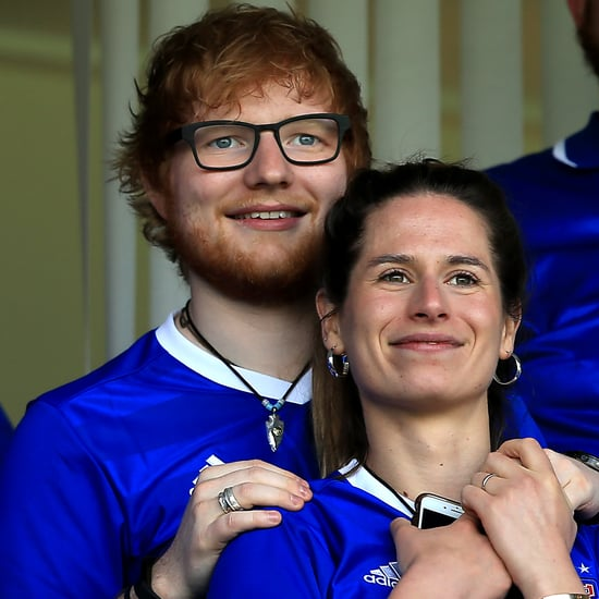 Ed Sheeran and Cherry Seaborn Expecting Their First Child