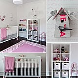 Victoria's Pink With a Pop of Neon Nursery