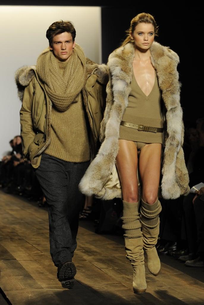 New York Fashion Week: Michael Kors Fall 2010