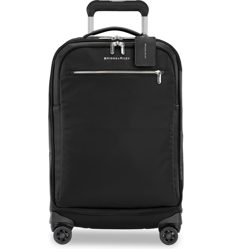 6cee370e3030 Briggs & Riley Spinner 22-Inch Carry-On | Best Lightweight Luggage ...
