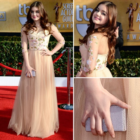 Ariel Winter in Alex Perry Dress at the 2013 SAG Awards