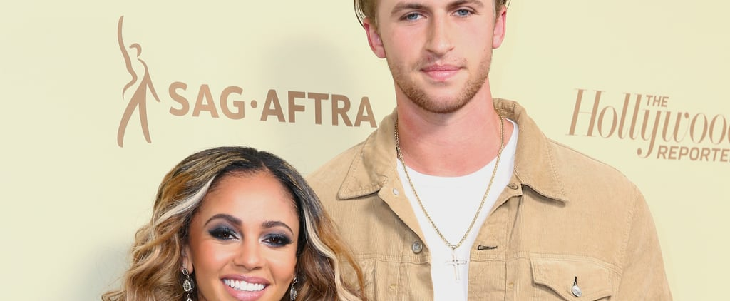 Vanessa Morgan and Michael Kopech Are Married