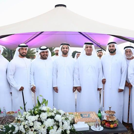 Sheikh Mohammed bin Saud bin Saqr Al Qasimi Mass Wedding
