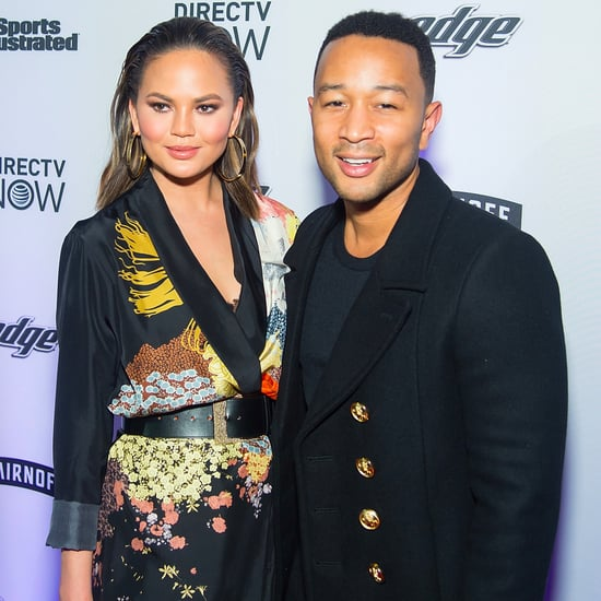 Chrissy Teigen at Sports Illustrated Launch Event NYC 2017