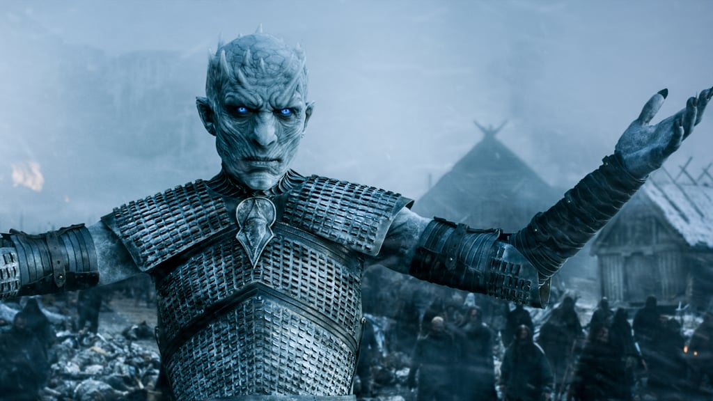 The Night's King From Game of Thrones