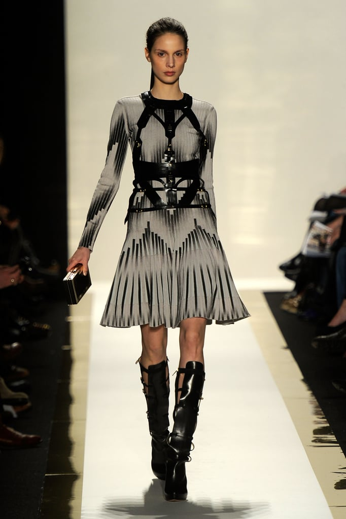 Herve Leger by Max Azria Runway 2012 Fall