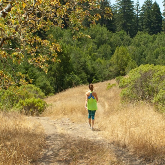Turn a Hike Into a Workout